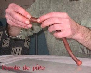 murrina de fimo tutorial, como hacer murrinas