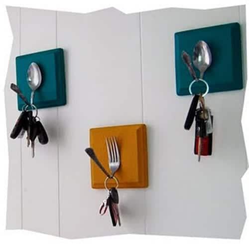 Adorno para colgar llaves - Colgadores de cuadros ...