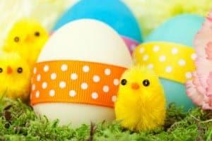 Decoración de Pascuas