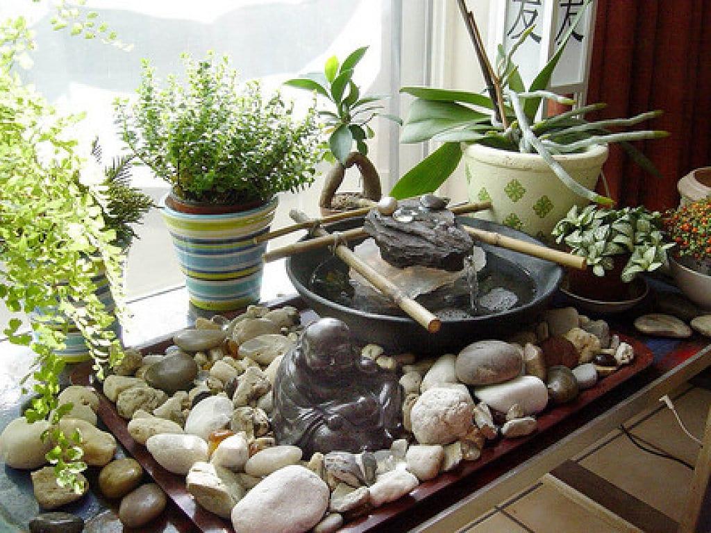 Jardín Zen, jardinería japonea