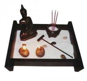 Jardin Zen, jardinería japonesa