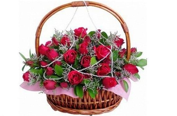 Crear una cesta de flores secas