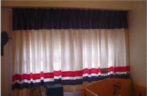 cortina artesanal