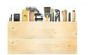 Materiales necesarios para la restauración de muebles