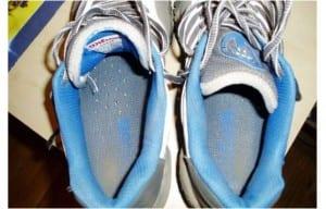 Desodorantes caseros para los malos olores en las zapatillas