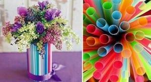 floreros artesanales
