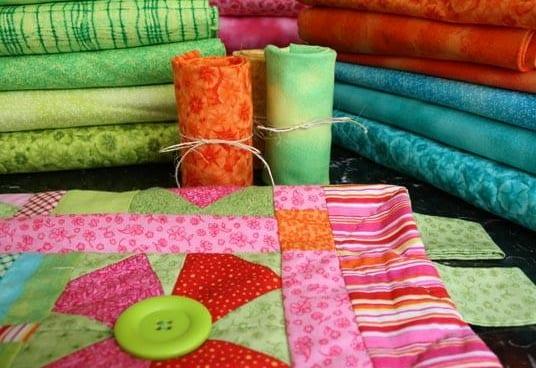 Manualidades con telas for Tejidos decoracion hogar