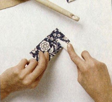 Realizar un marco de cartón para adornar un cuadro