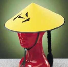 Manualidad infantil: Crea tu propio sombrero chino