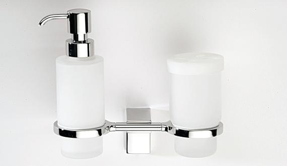 Portavasos del cuarto de baño