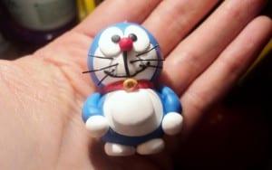Llavero Doraemon