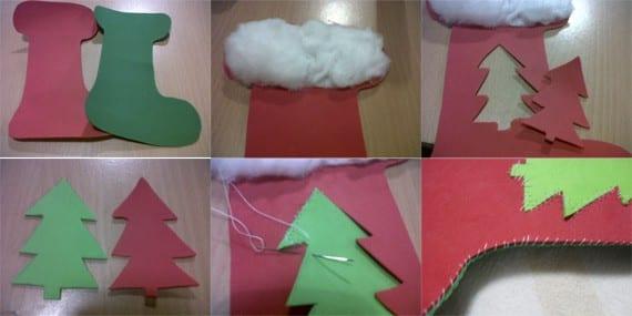 Botas de Papá Noel