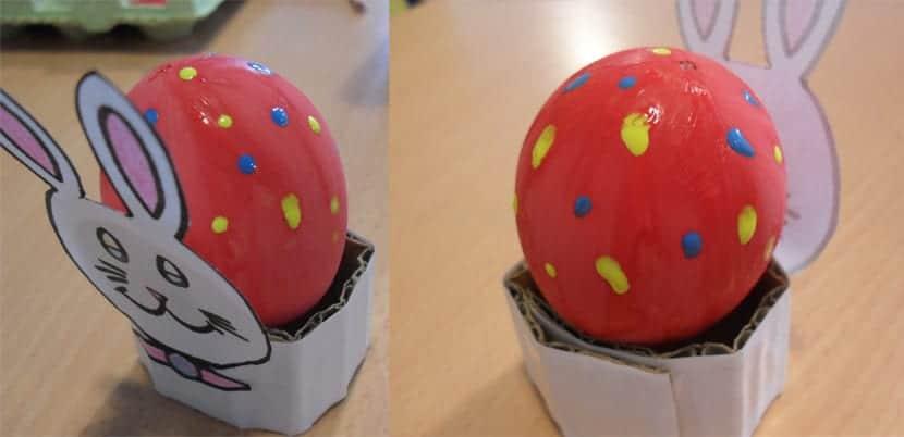 Decoración Huevos de Pascua