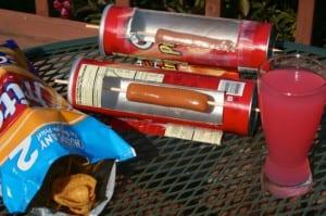 Horno cocina Pringles