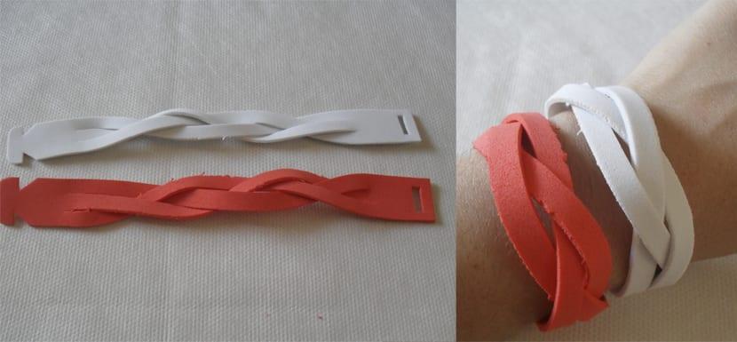 pulseras f ciles con goma eva On como hacer pulseras con goma eva
