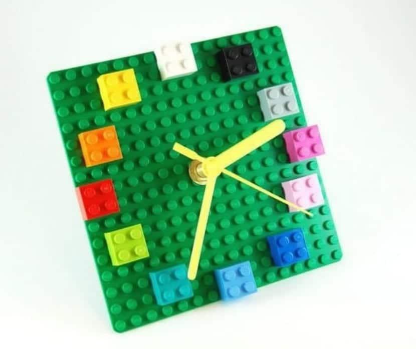 Pîezas lego