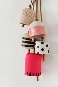 Campanillas para decorar