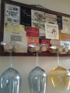 Organizador de copas