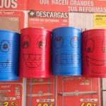 latas de conservas