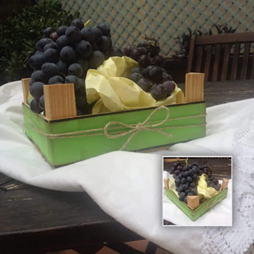 Cmo decorar una caja de frutas