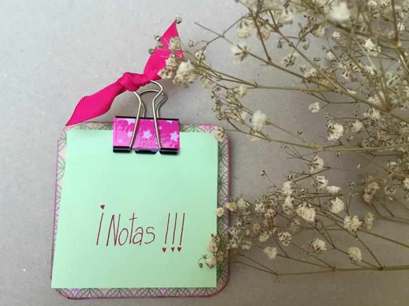BLOC-NOTAS