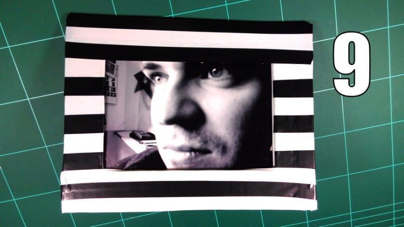marco fotos retro proceso