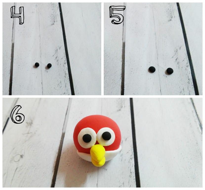 Pupilas Angry Bird