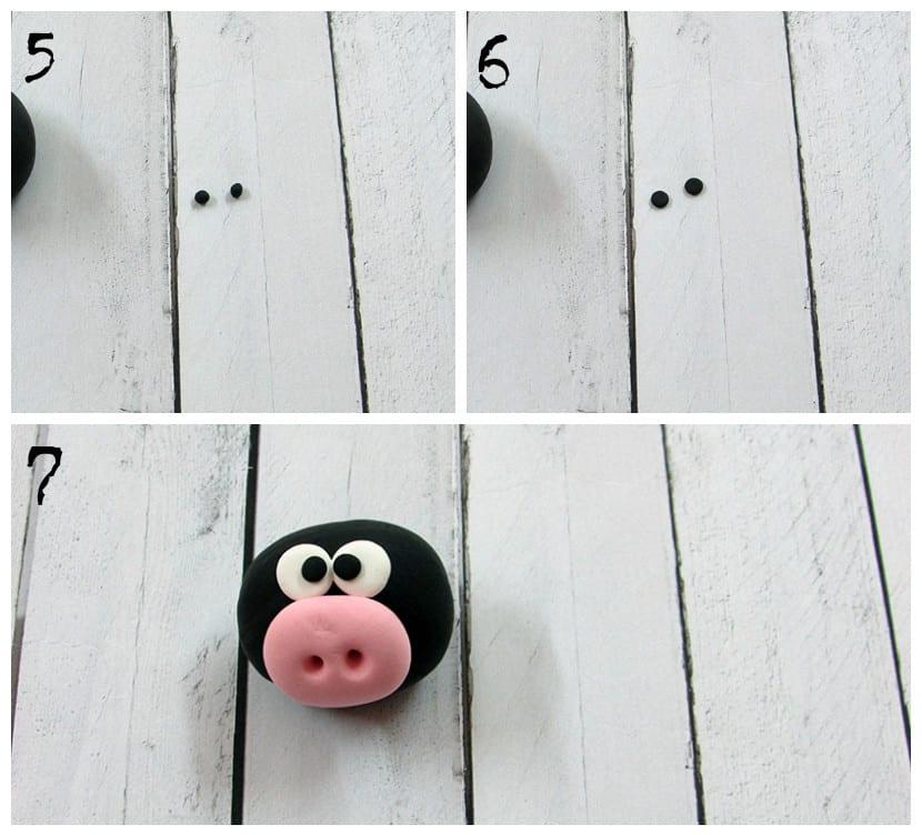 Pupilas cerdo