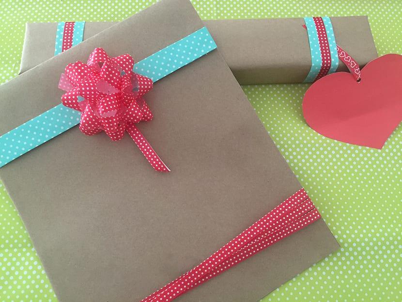 C mo hacer envoltorio de regalo para el dia de la madre for Envoltorios para regalos