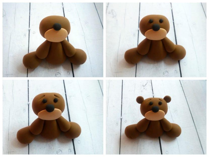partes cara oso