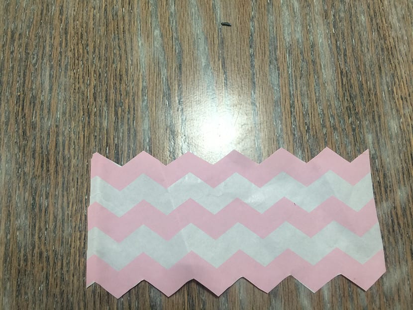 paso 5 para hacer souvenirs en forma de caramelo