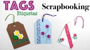 tags etiquetas scrapbooking donlumusical