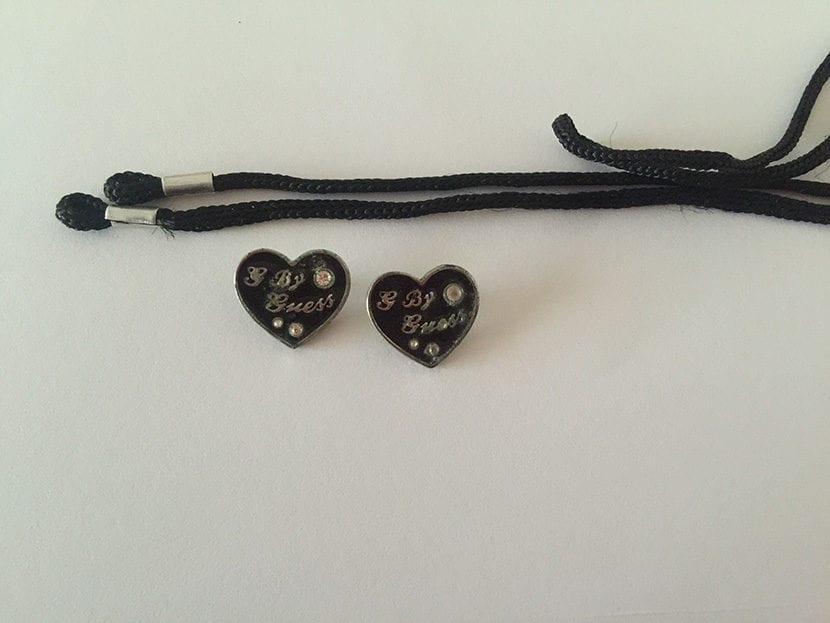 materiales para hacer un collar con un cordon