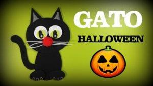 gato halloween donlumusical goma eva
