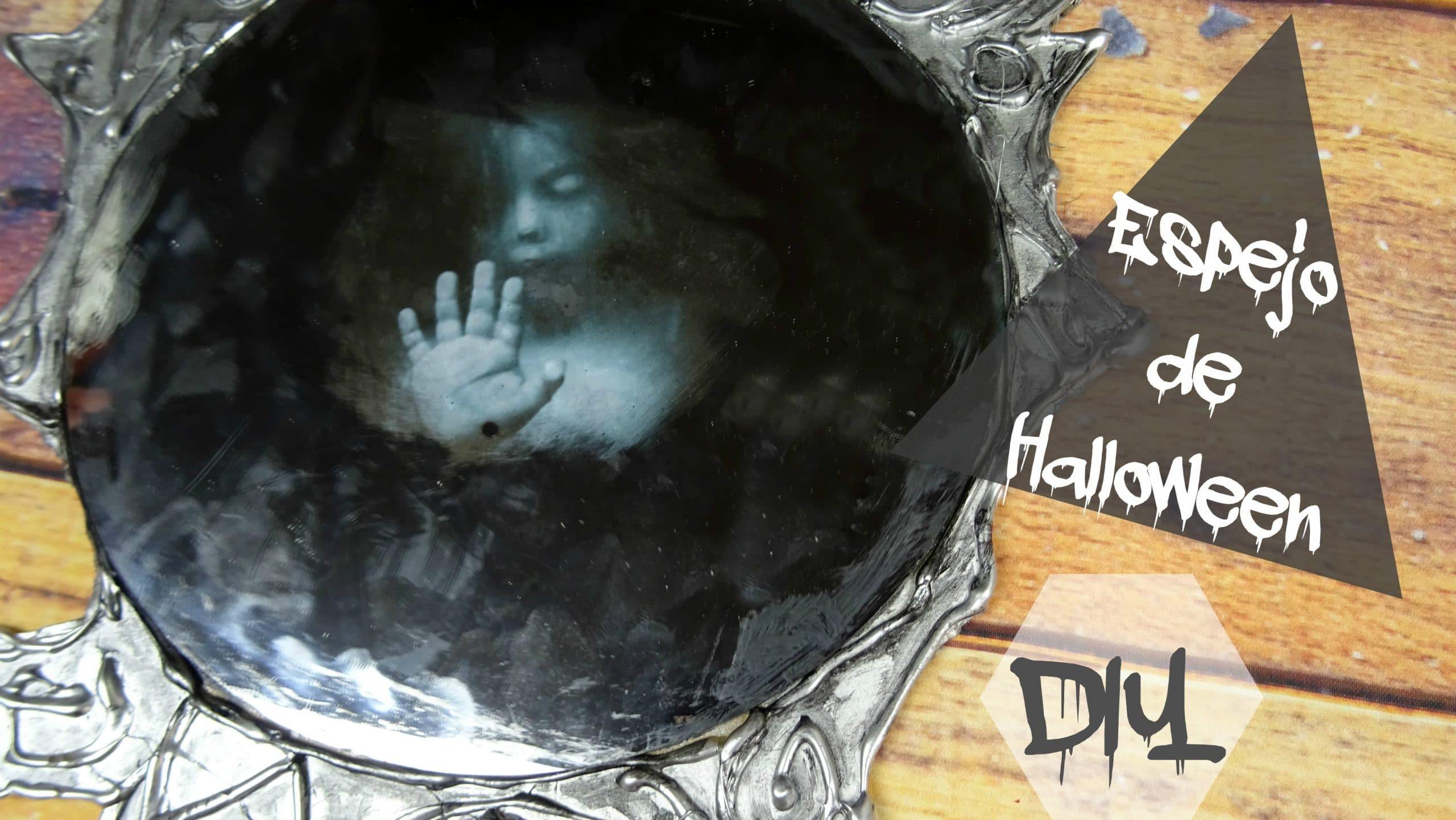 espejo Halloween