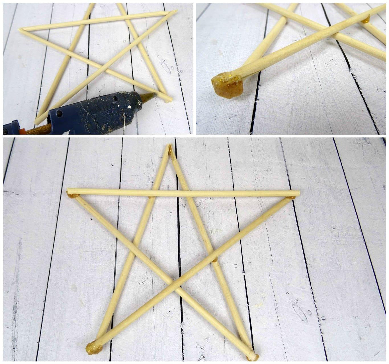 pegar estrella