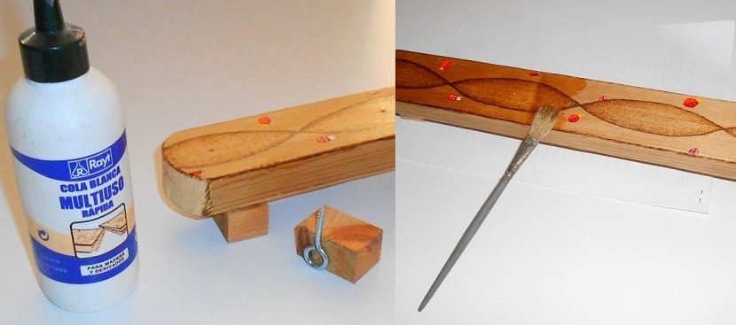 Cómo barnizar madera y hacer manualidades