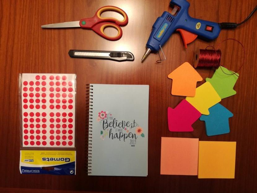 customizar agenda