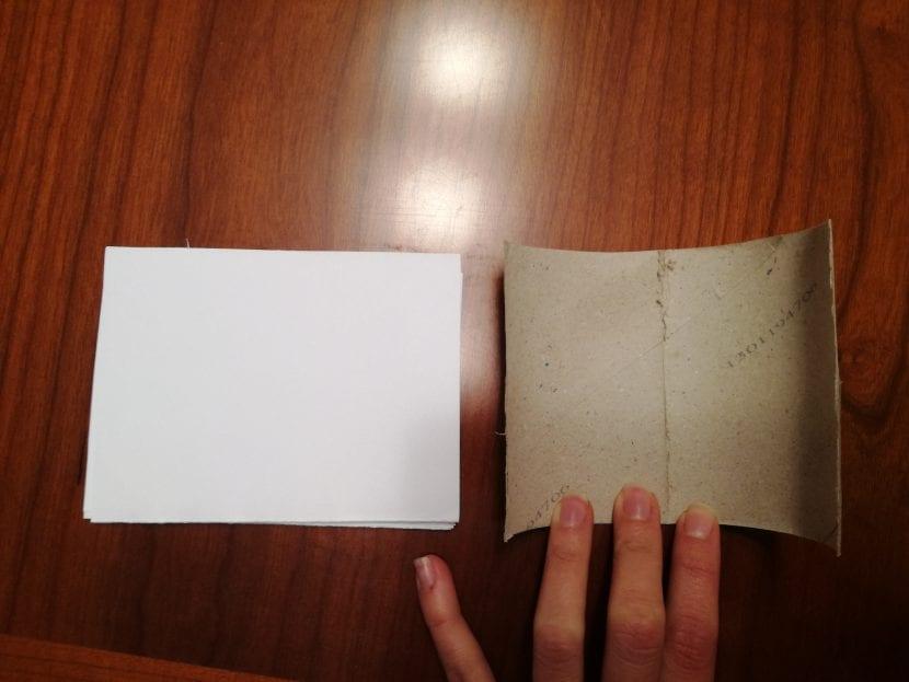 libreta de notas elaboración