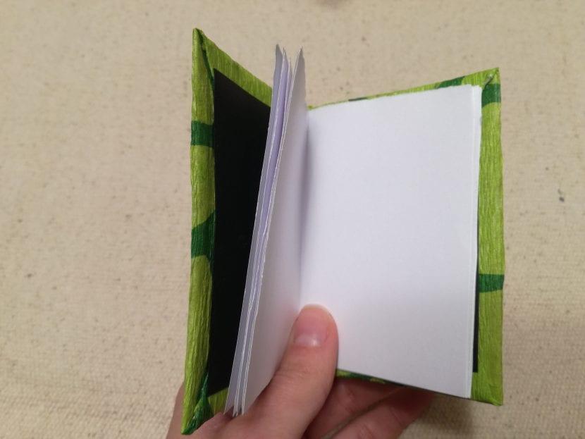 Libreta de notas DIY
