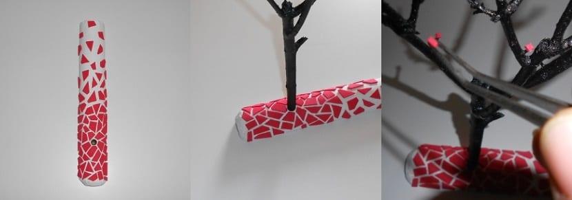 cómo hacer un árbol de decoración