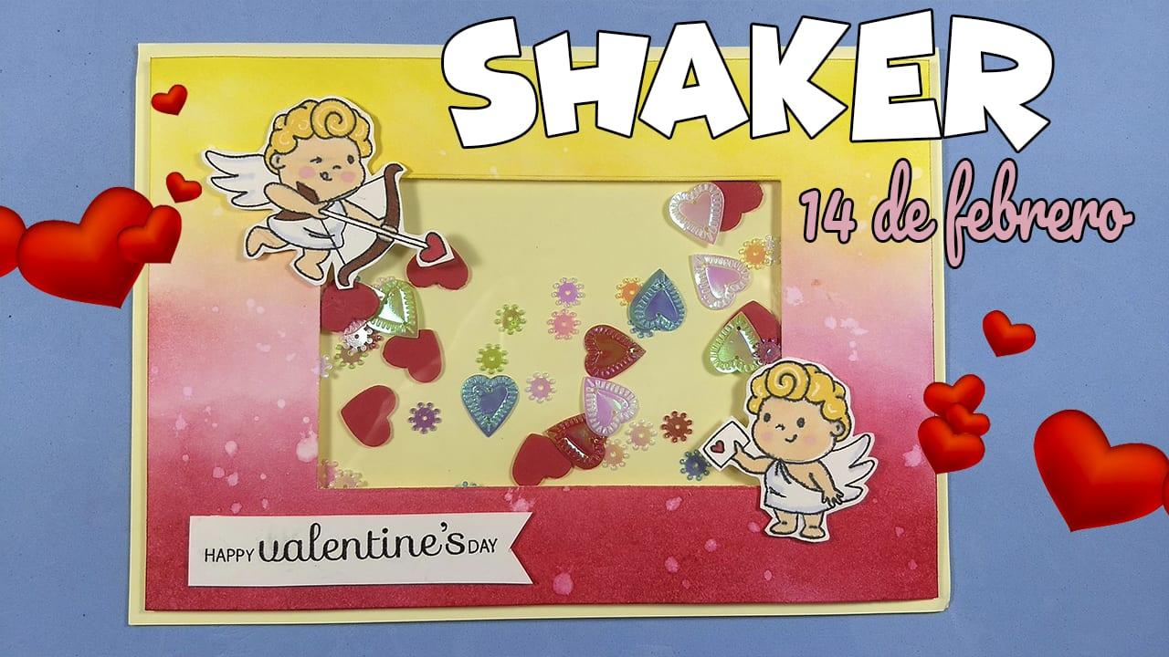 Manualidades Para San Valentin Shaker 14 De Febrero