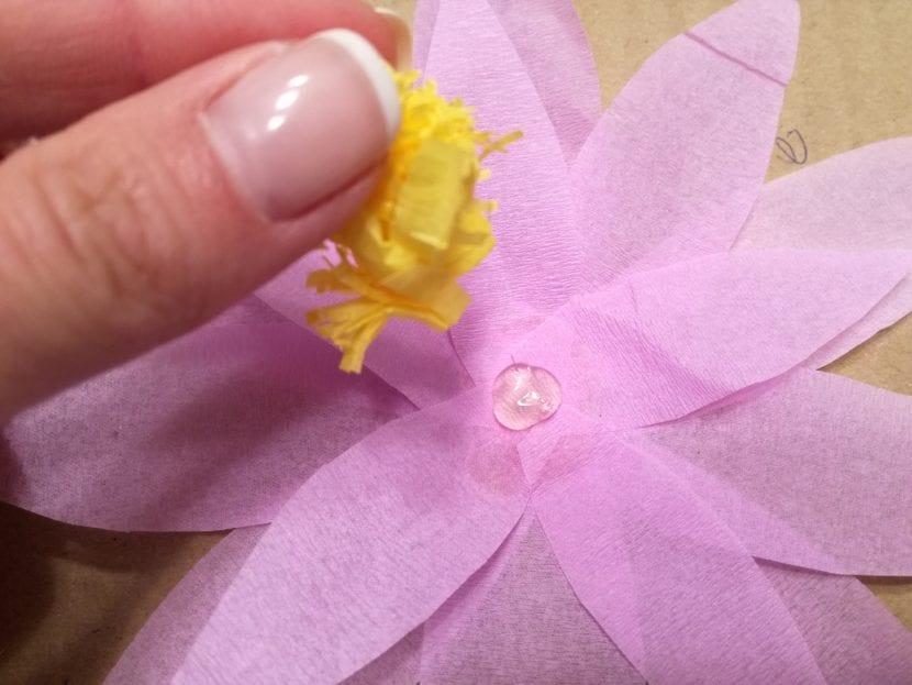 flor de loto paso 7