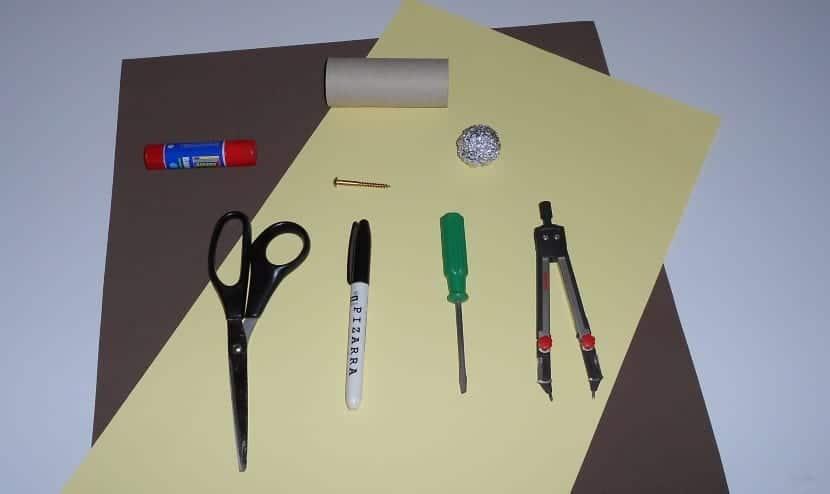 materiales para hacer un molino de viento de manualidades