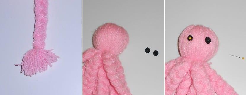 hacer muñecos de manualidades