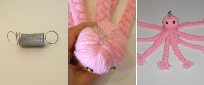 realizar manualidades con lana originales