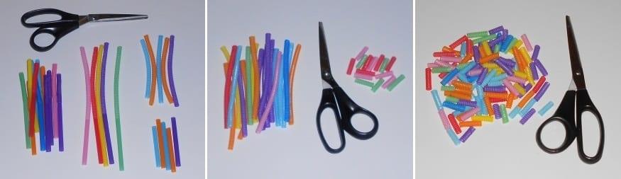 proceso para hacer un lapicero de manualidades