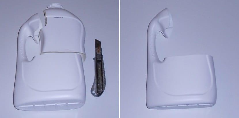manualidades de reciclaje con garrafas