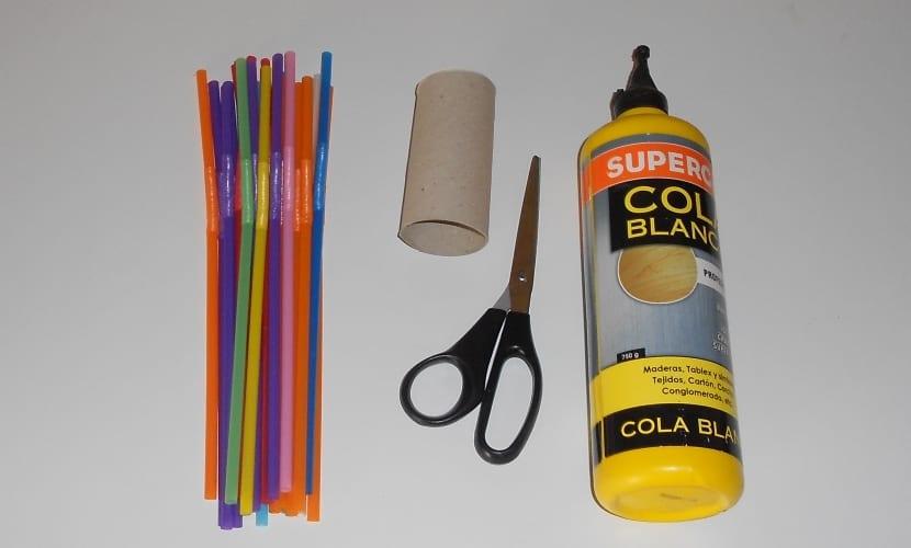 materiales para hacer un lapicero de manualidades