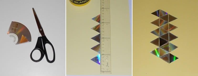 Manualidades con formas poligonales